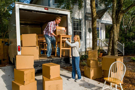Moving household goods cargo is easy with IVL