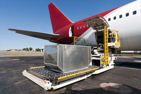 Air Cargo Shipping Services from IVL