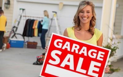 Benefits of a Garage Sale