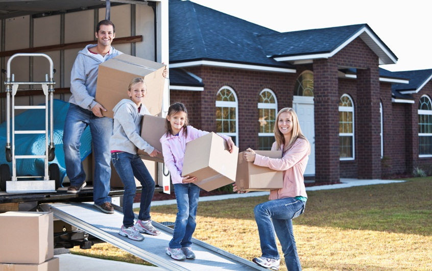 Moving Day – Preparing for Delivery