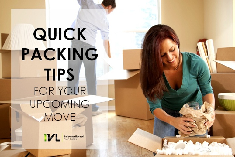 Quick Packing Tips