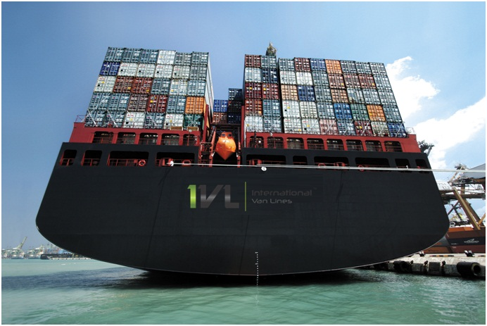 Container Freight Shiping