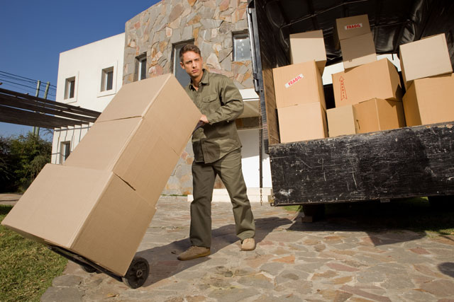 Shipping Household Goods and Personal Items