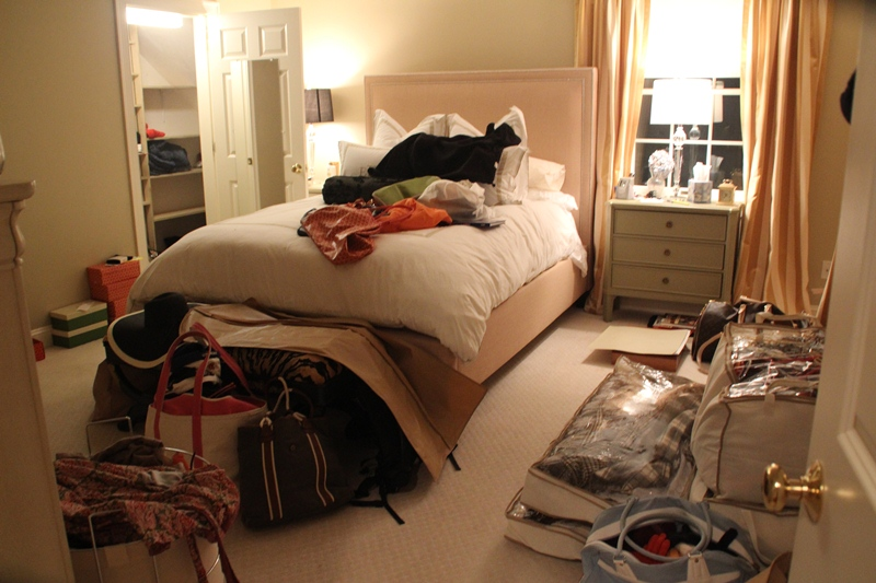Bedroom Packing Tips