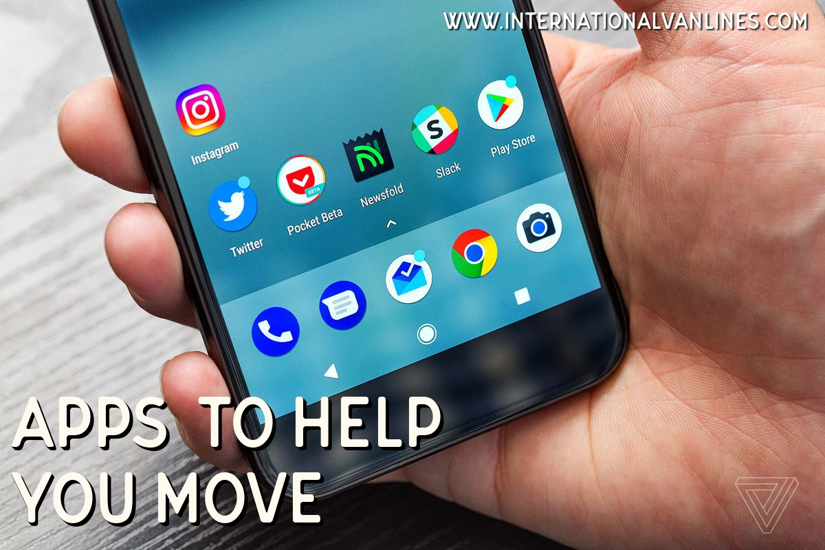 Moving Apps