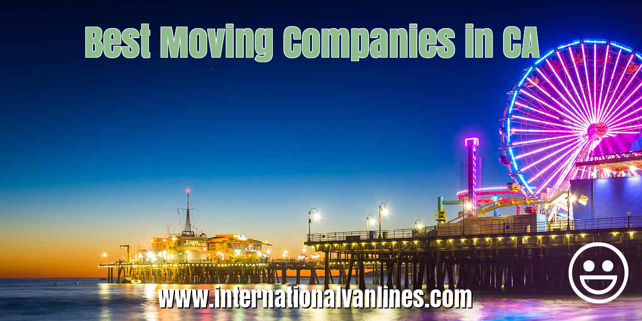 Best Moving Companies in California