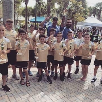 ivl soccer team