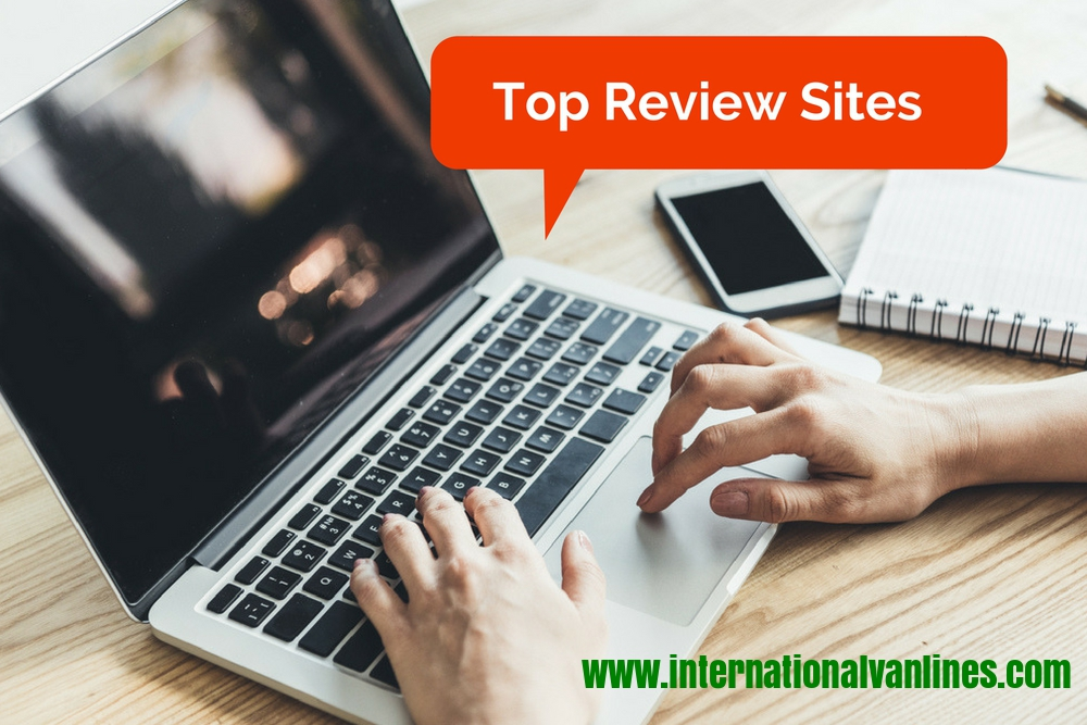 Moving Review Websites