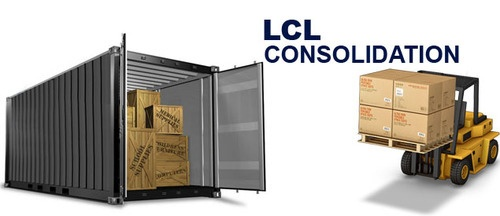 LCL (Less Than Container Load)