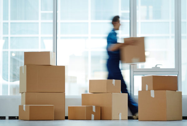 Largest moving companies in the U.S.