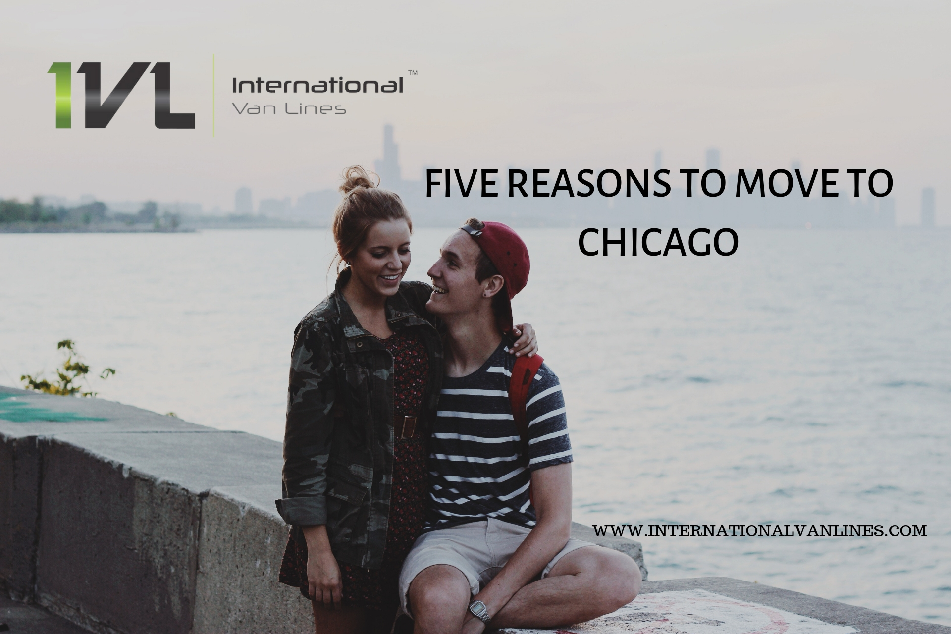 Five reasons to move to Chicago