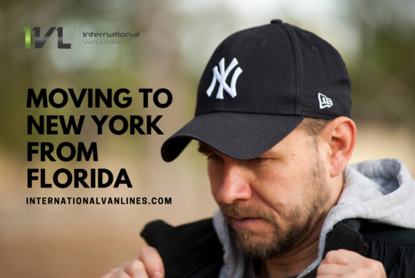 Moving to New York from Florida