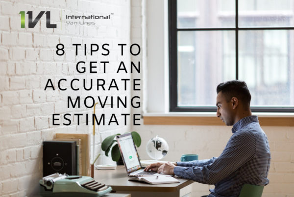 get an accurate moving estimate