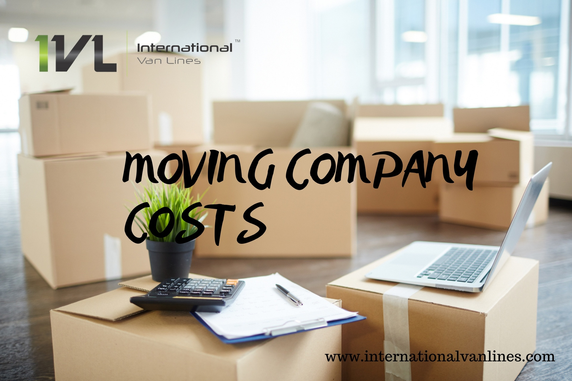 moving company costs