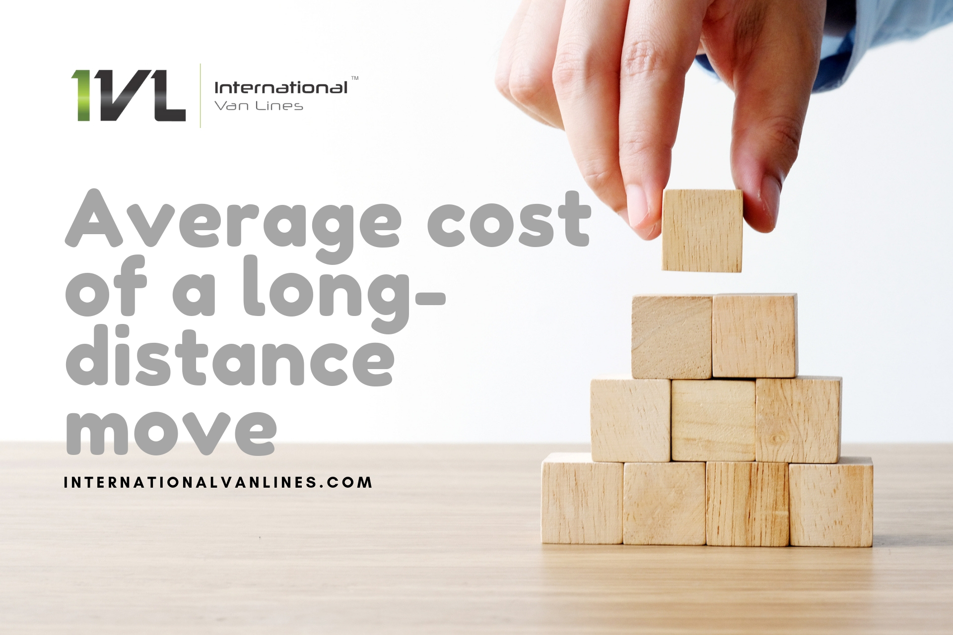 how much to move long distance