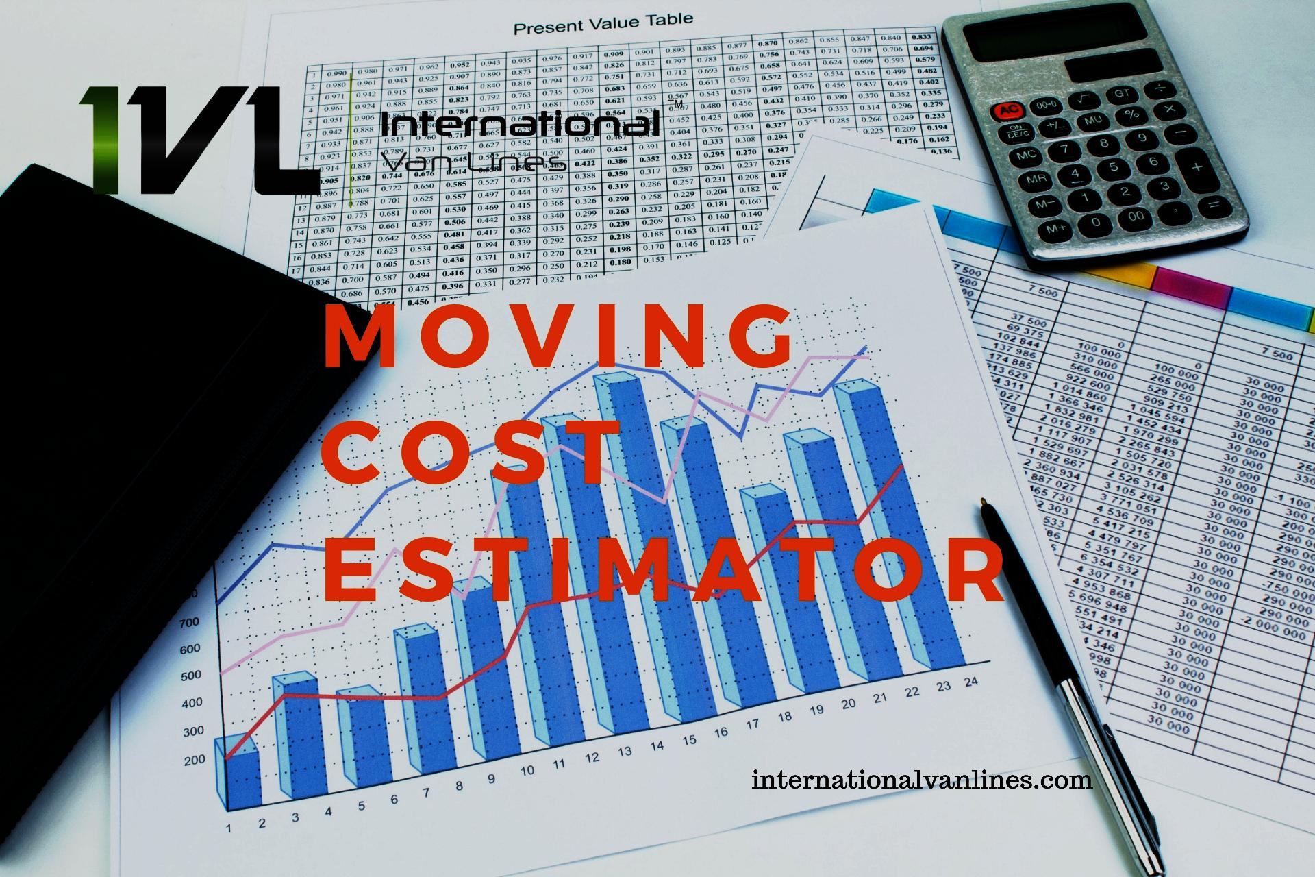 Moving Cost Estimator