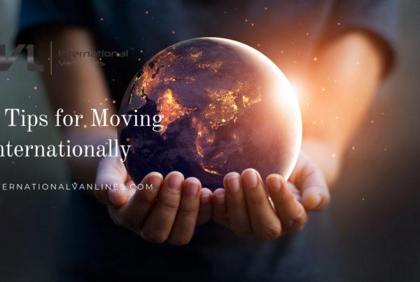 Moving Internationally