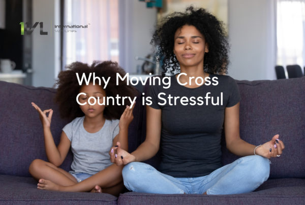 Why Moving Cross Country is Stressful