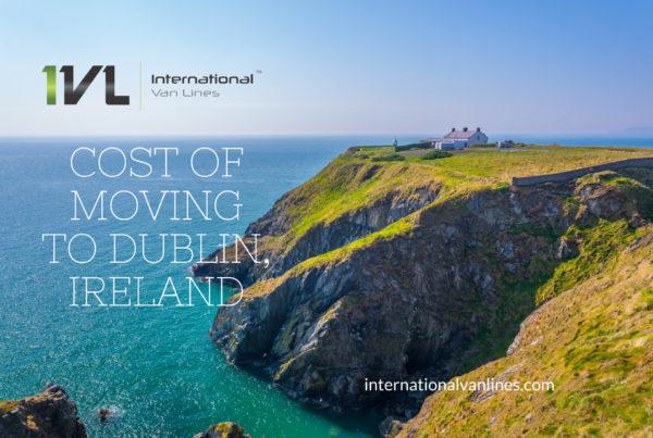 Moving to Dublin, Ireland