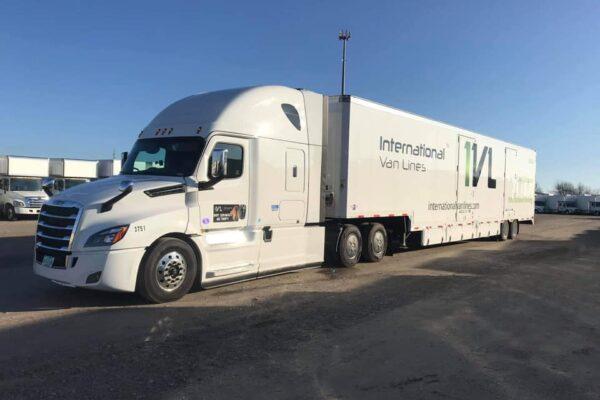 Is International van lines a mover or broker?