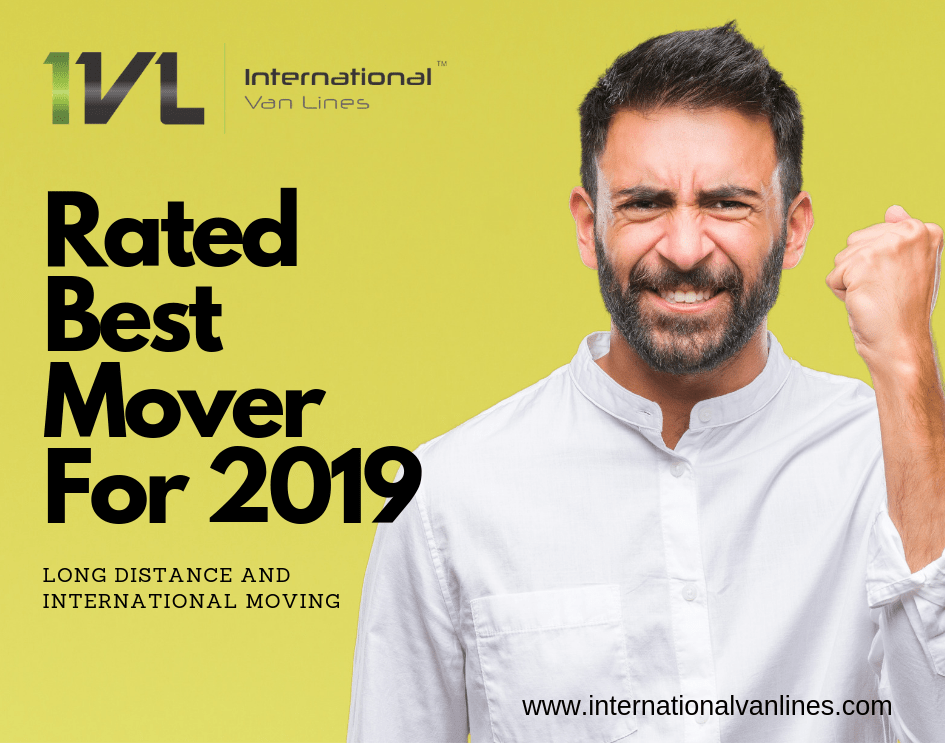International Van Lines is a top rated moving company