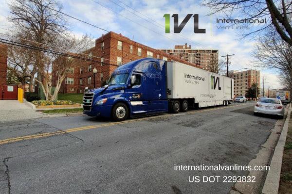 is international van lines a broker