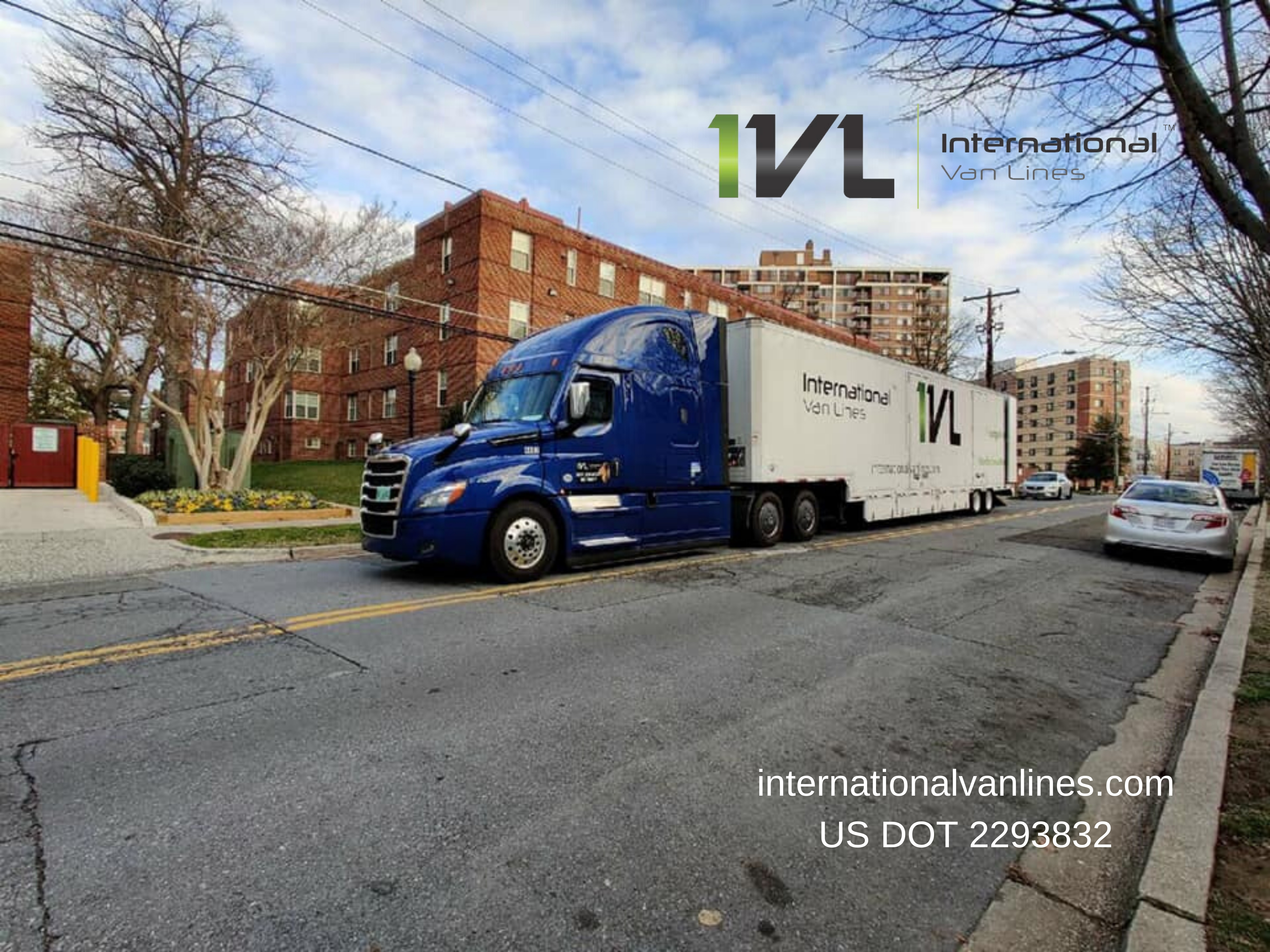 is international van lines a broker