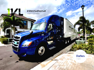 Long-distance moving company International Van Lines