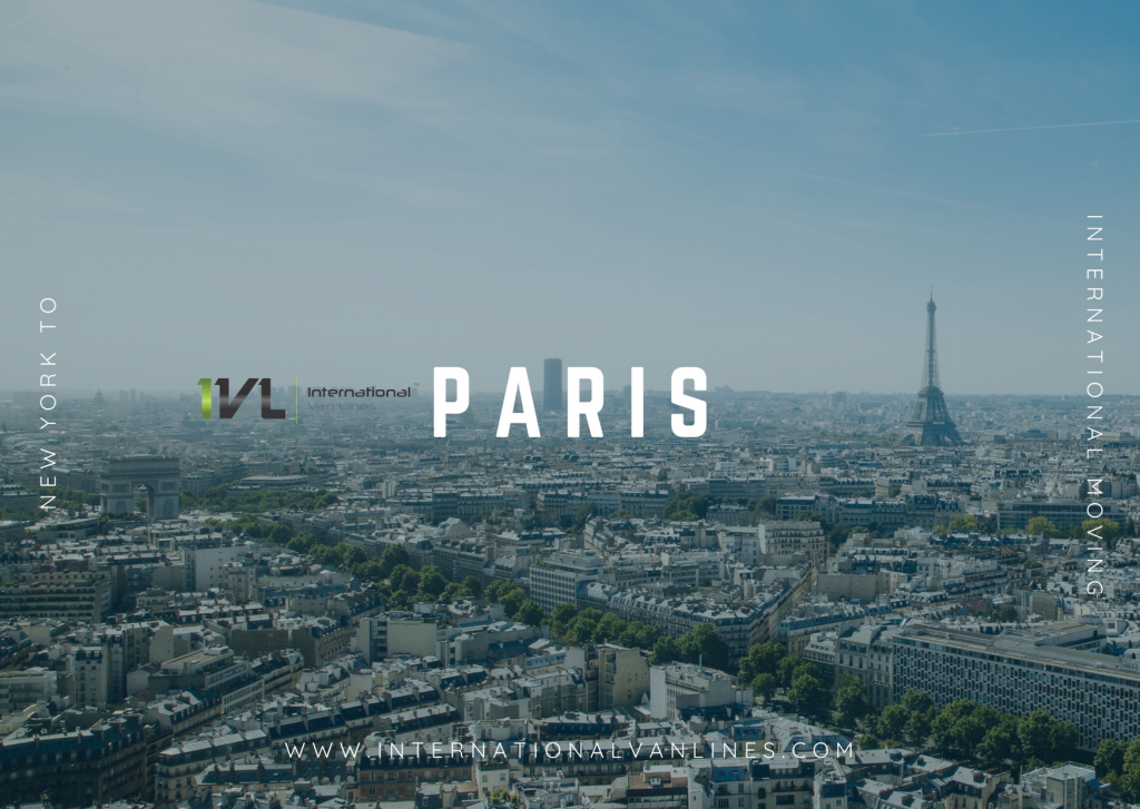Moving from New York to Paris