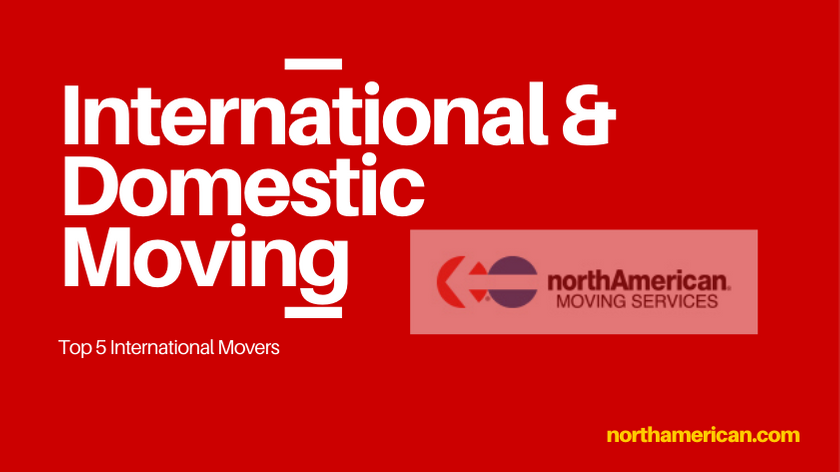 North American Van Lines International Movers