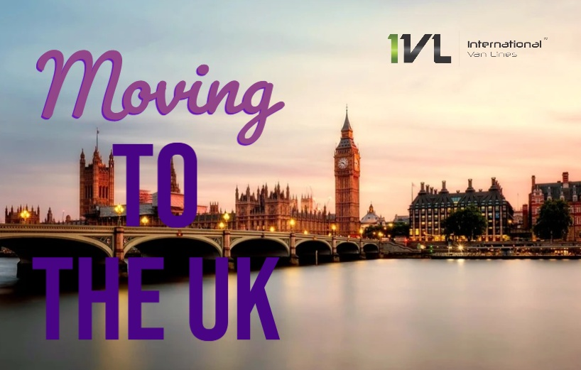 Moving to the UK