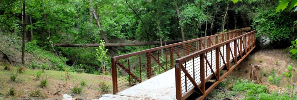 Houston Arboretum & Nature Center cleveland texas