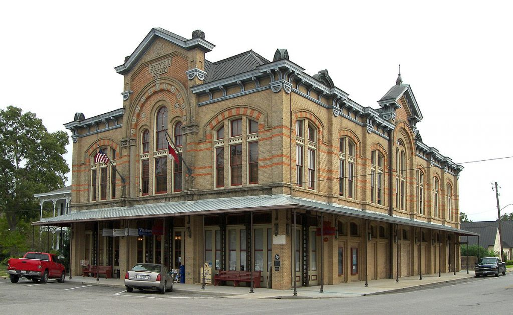 Stafford Opera House columbus texas