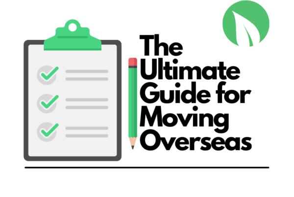 Moving Overseas Checklist
