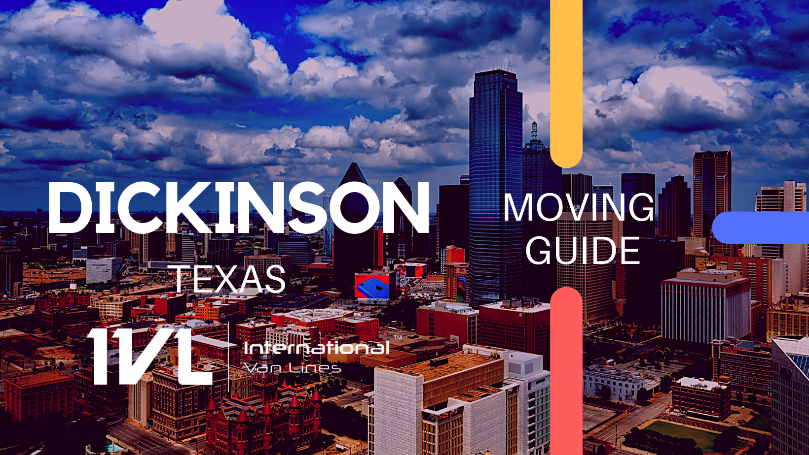 Dickinson Texas Moving Guide