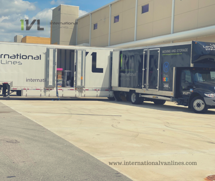 International Van Lines Shuttle Service