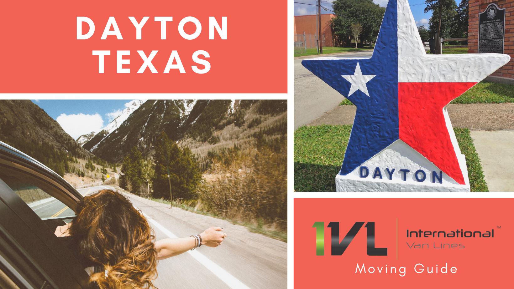 dayton texas moving tips