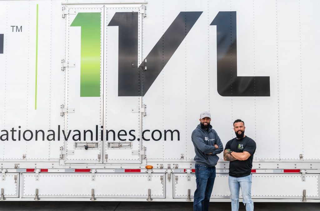 International Van Lines Moving from Los Angeles to France