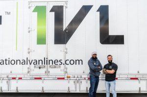 National Moving Company, International Van Lines