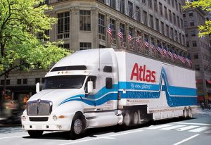 Atlas Van Lines is a top 10 national moving company