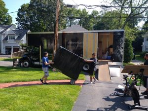 Moving with International Van Lines