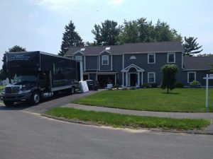 Learn about out of state moving with International van lines