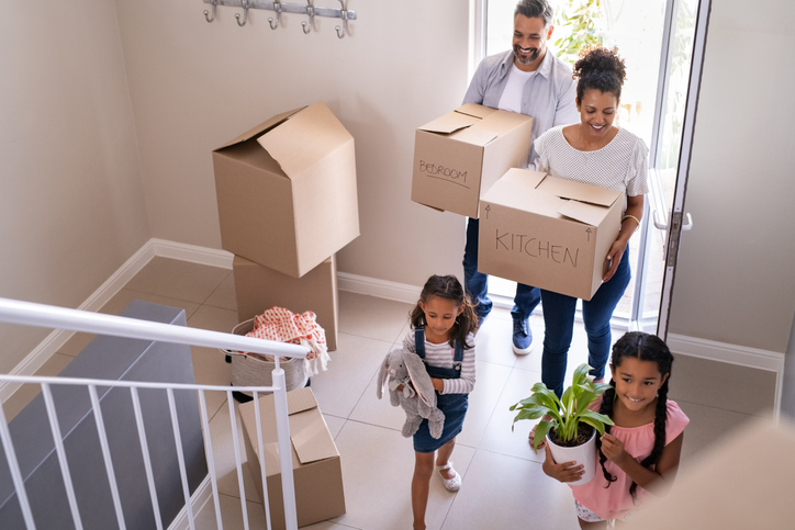 National Moving Company Services