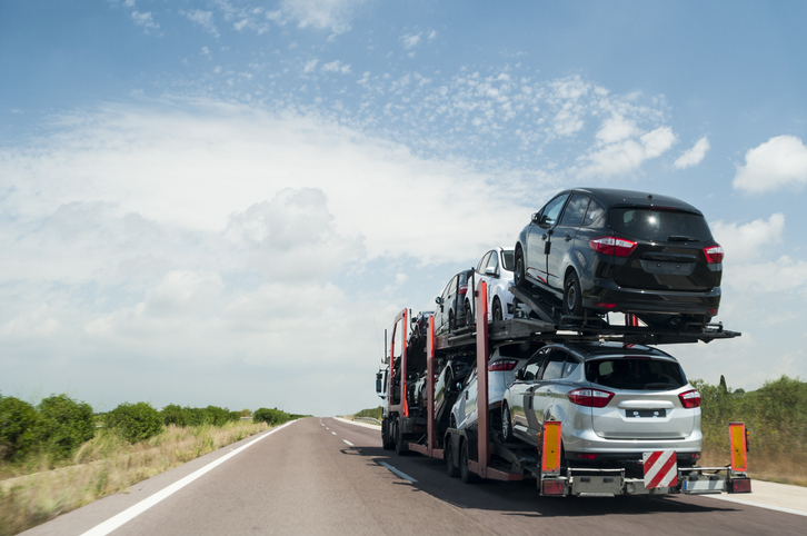 auto transport moving from New York to Jacksonville