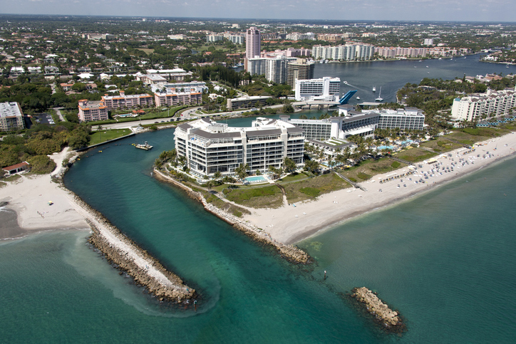 Moving from New York City to Boca Raton, FL