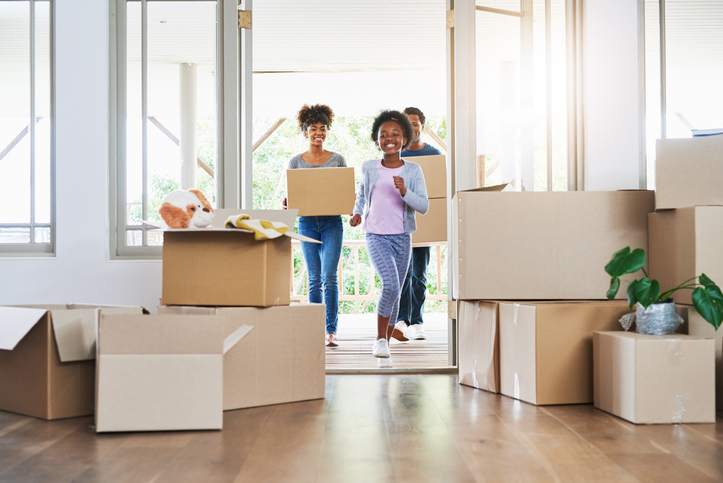 Find the cost for a small out-of-state mover